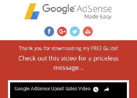 Google AdSense Coaching review