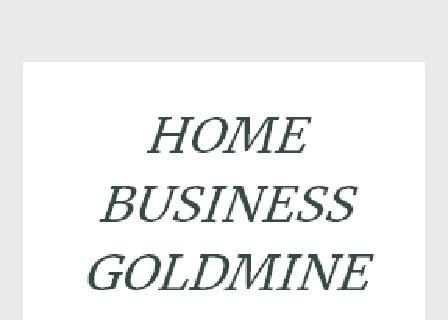 Home Business Goldmine review