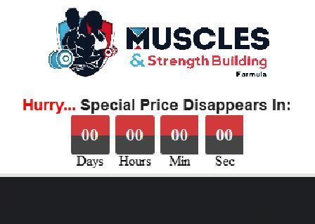 Muscles and Strength Building Downsell Pack with PLR review