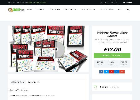 Website Traffic Video Course review