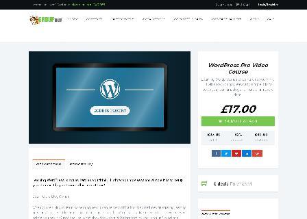 Wordpress Pro Video Course review