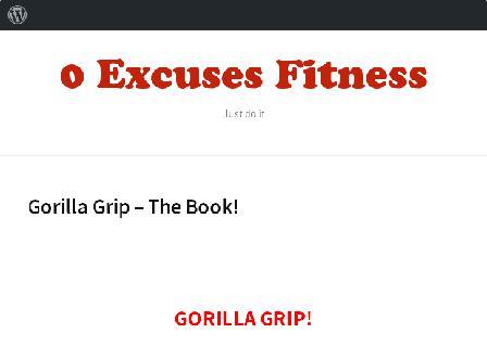 Gorilla Grip review