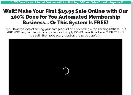 Money Counts NSM Reseller UPSELL review