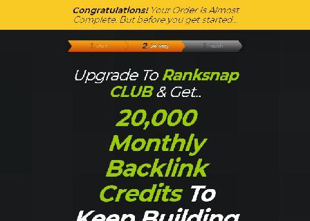 RANKSNAP Club Annual review