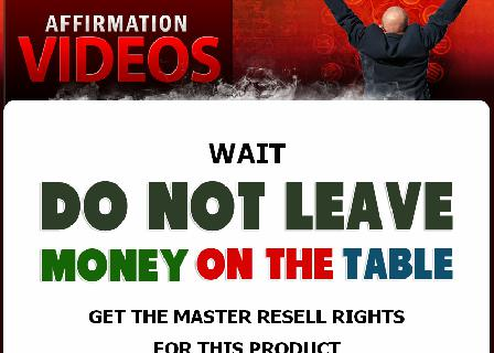 OTO - Affirmation Videos review