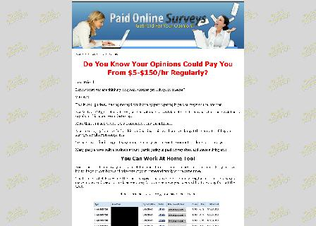 Paid Surveys review