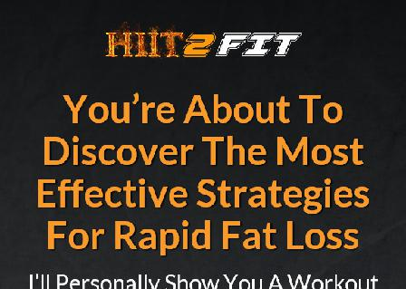 HIIT2FIT Pro review