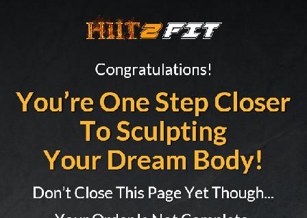 HIIT2FIT Pro Video review