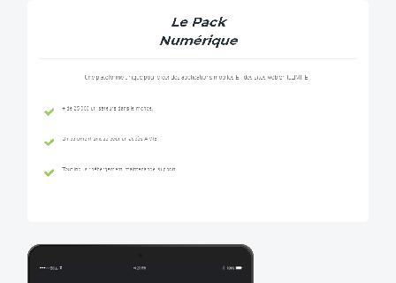 Le Pack Numérique LIFETIME review