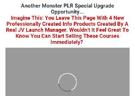 Launch Training PLR review