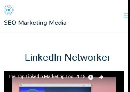 LinkedIn Networker review