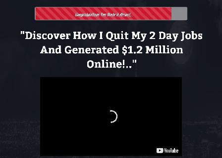 Viral Commission Machine - $1.2Million Edition review