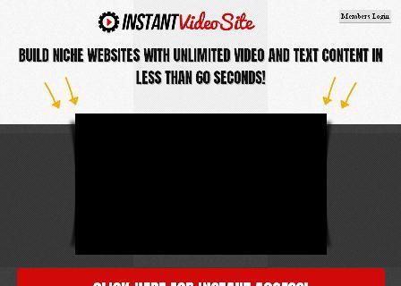 Instant Video Site - Reg