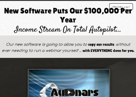 Autonars Autopilot Webinar Software review