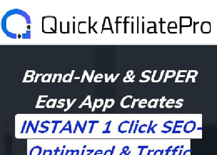 QuickAffiliatePro Scale review