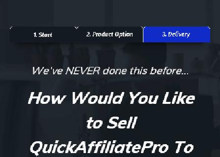 QuickAffiliatePro Reseller review