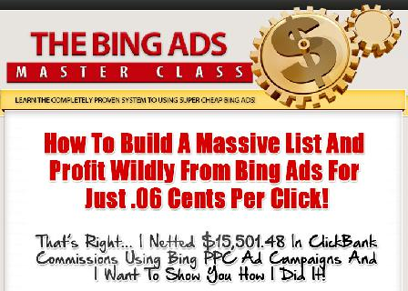 Bing Ads Master review