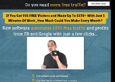 Viral Social Traffic ( Developer License) review