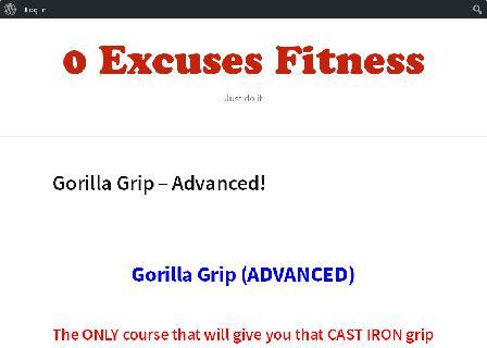 Gorilla Grip (Advanced) review