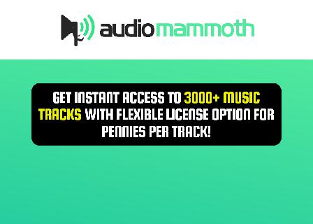 Audio Mammoth - Reseller review