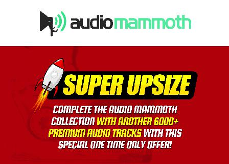 Audio Mammoth OTO - Reseller review