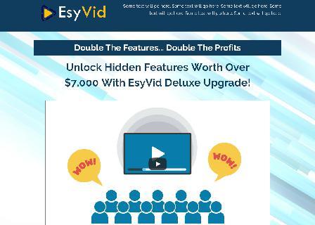 EsyVid Delux review