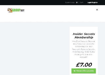 Insider Secrets Membership review