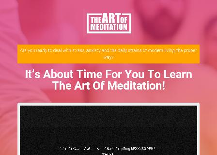 The Art of Meditation review