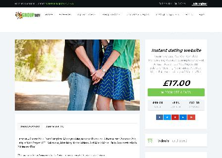 Instant dating website review