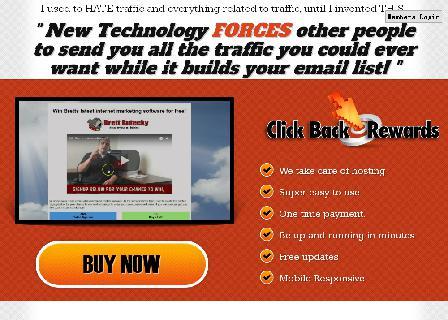 Rewards Click Contest Software Cloud Based review