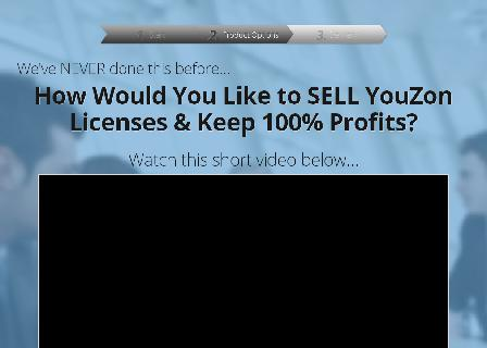 YouZon OTO 3 - Reseller - Unlimited Users review