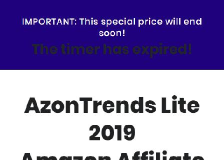 Azon Trends Lite review