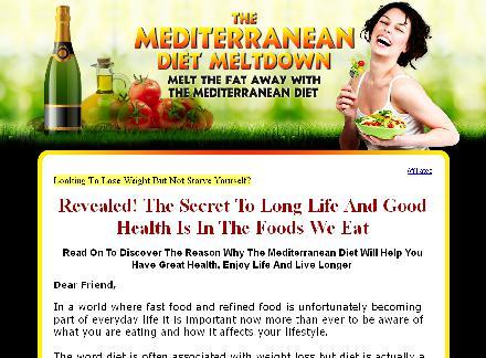 The Mediterranean Diet Meltdown review