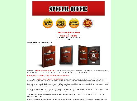 Infinite Lead Generation GOLD PLR Plus Traffic Tracker GOLD MRR review