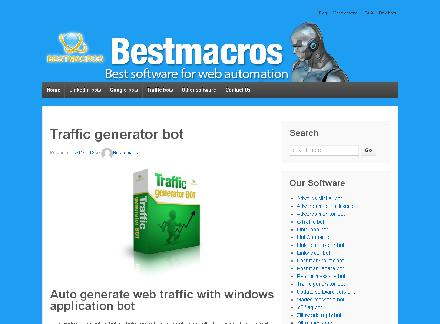 Traffic generator BOT - 7 days trial review