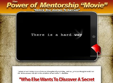 The Power of Mentorship Movie and Workbook review