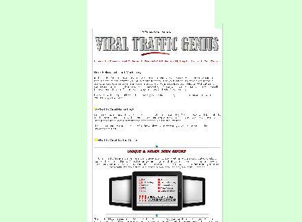 Viral Traffic Genius review