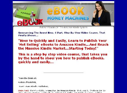 Amazon Kindle Video Series. review