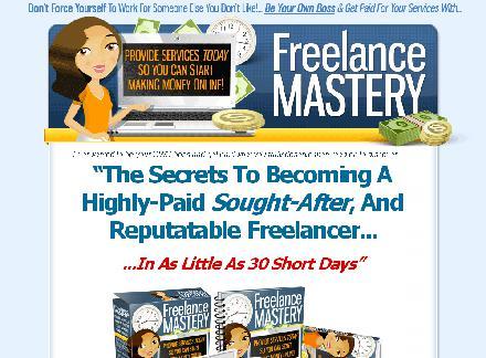 Freelance Mastery Ecourse- make money online review
