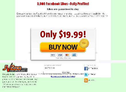Facebook Likes - 3 review