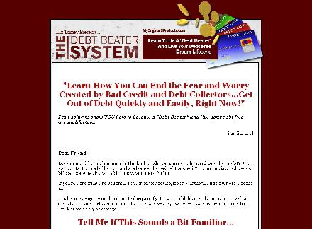 The Debt Beater System review