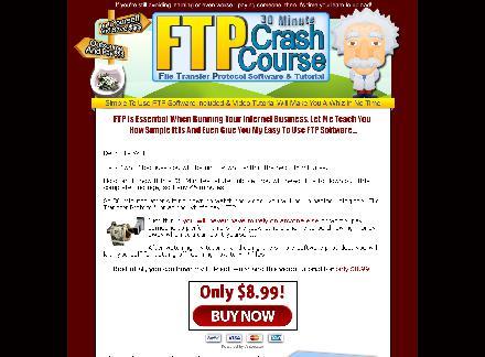 FTP Crash Course review