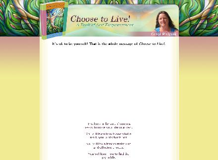 Choose to Live! review