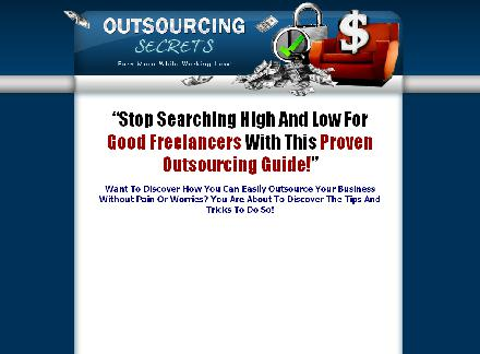Outsourcing Secrets review