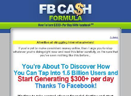 FB Cash Formula review
