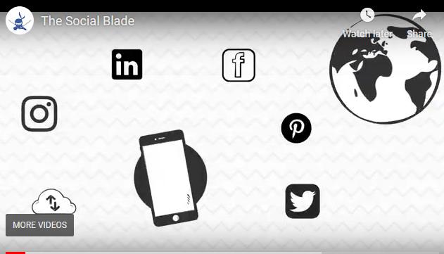 the social blade