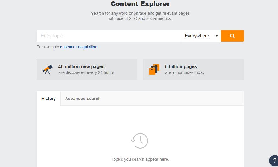 contentexplorer