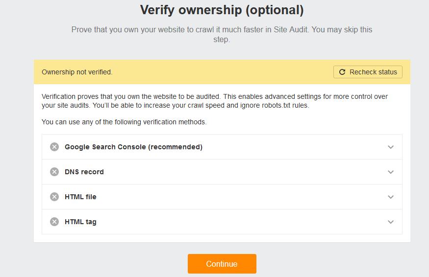 verifyownership